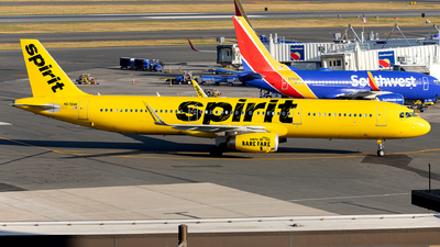 A picture of N676NK - Airbus A321231 - Spirit Airlines - © OCFLT_OMGcat