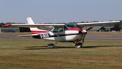 A picture of GBKKN - Cessna 182R Skylane - [18267801] - © Brian T Richards