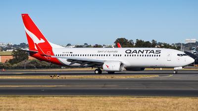 VH-VYG - Boeing 737-838 - Qantas