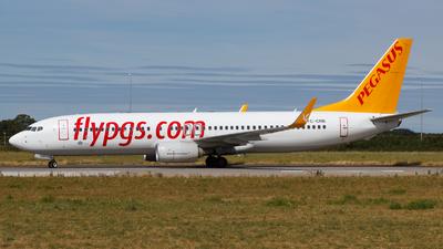 TC-CRB - Boeing 737-8AL - Pegasus Airlines