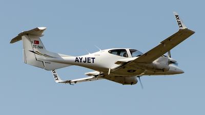 TC-TAH - Diamond DA-42 NG Twin Star - Ayjet