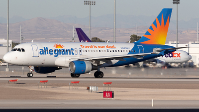 N325NV - Airbus A319-112 - Allegiant Air