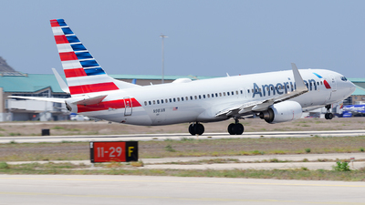 N981AN - Boeing 737-823 - American Airlines