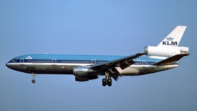 PH-DTD - McDonnell Douglas DC-10-30 - KLM Royal Dutch Airlines