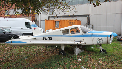 HA-ERI - Piper PA-28-140 Cherokee C - Private