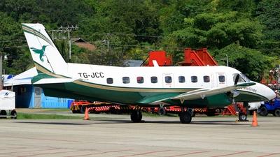 TG-JCC - Embraer EMB-110P1 Bandeirante - CM Airlines