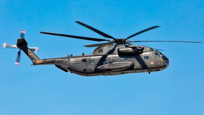 84-31 - Sikorsky CH-53G - Germany - Air Force