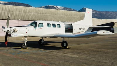 A picture of HBTSA - Pacific P750 Xstol - [152] - © valiii