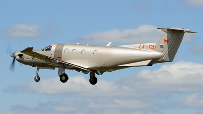 LX-TAI - Pilatus PC-12/47E - Jetfly Aviation