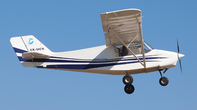 SX-UCR - Rans S-6ES Coyote II - Private