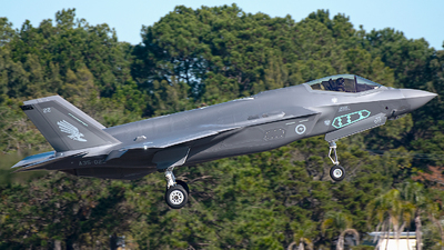 A35-022 - Lockheed Martin F-35A Lightning II - Australia - Royal Australian Air Force (RAAF)