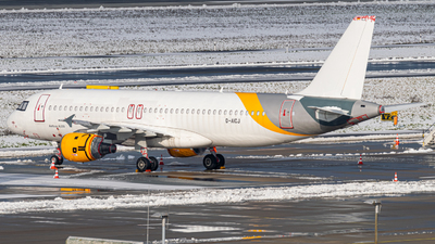 D-AICJ - Airbus A320-212 - Untitled