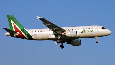 A picture of EIDSA - Airbus A320216 - Italia Trasporto Aereo - © Alessi Riccardo F.