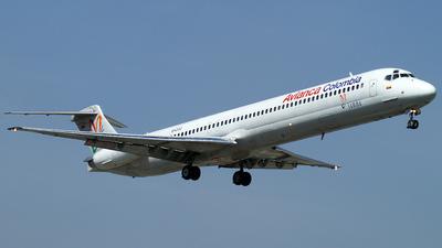 EI-CCC - McDonnell Douglas MD-83 - Avianca