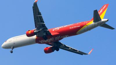 VN-A544 - Airbus A321-211 - VietJet Air