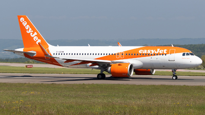 A picture of GUZHM - Airbus A320251N - easyJet - © Dominic Hall