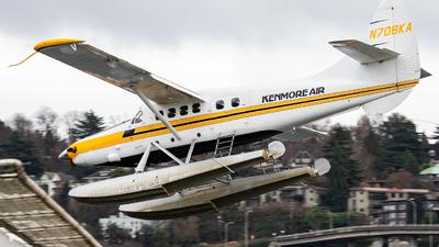 N708KA - De Havilland Canada DHC-3T Vazar Turbine Otter - Kenmore Air