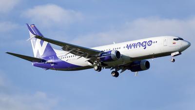 HP-1532CMP - Boeing 737-8V3 - Wingo