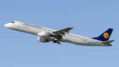 D-AEBG - Embraer 190-200LR - Lufthansa Regional (CityLine)