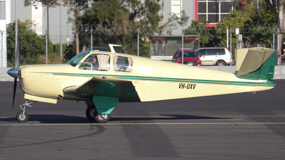 VH-UXV - Beechcraft 35 Bonanza - Private