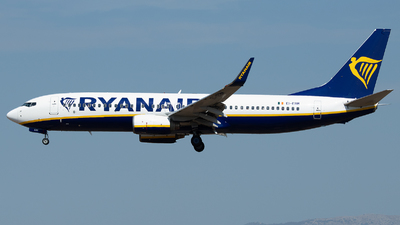 EI-EBM - Boeing 737-8AS - Ryanair