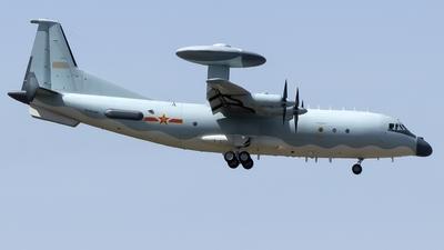 30078 - Shaanxi Y-9/KJ500 - China - Air Force