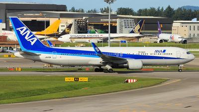 JA619A - Boeing 767-381(ER) - All Nippon Airways (Air Japan)