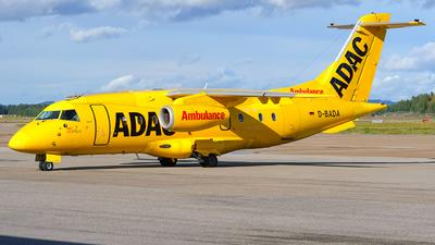 D-BADA - Dornier Do-328-300 Jet - ADAC Luftrettung (Aero-Dienst)