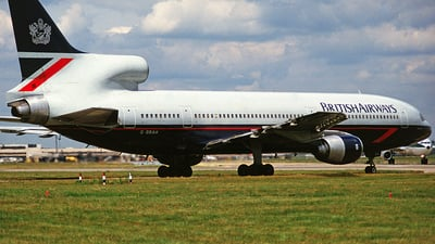 G-BBAH - Lockheed L-1011-1 Tristar - British Airways