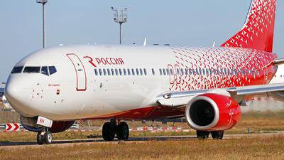VQ-BVV - Boeing 737-8LJ - Rossiya Airlines
