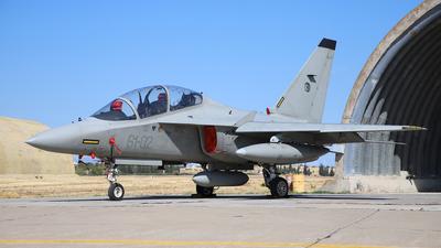 MM55144 - Alenia Aermacchi T-346A - Italy - Air Force