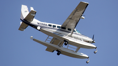 N12666 - Cessna 208 Caravan - Private