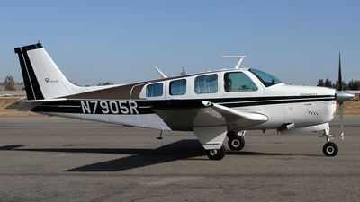 N7905R - Beechcraft A36 Bonanza - Private