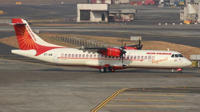 VT-AIW - ATR 72-212A(600) - Air India Regional