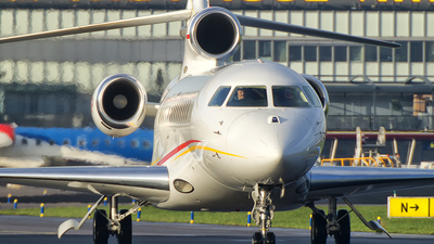 VQ-BSP - Dassault Falcon 7X - Shell Aircraft