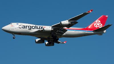 LX-RCV - Boeing 747-4R7F(SCD) - Cargolux Airlines International