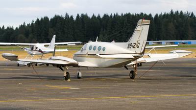 A picture of N8181Q - Cessna 414 - [4140081] - © C. v. Grinsven