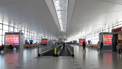ZSNJ - Airport - Terminal