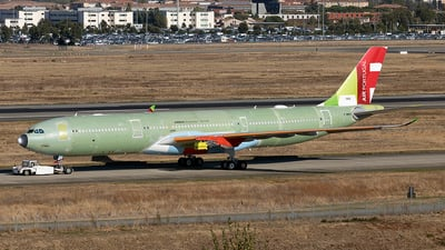 F-WWCQ - Airbus A330-941 - TAP Air Portugal
