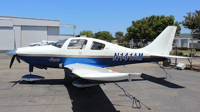N141AM - Lancair LC40-550FG Columbia 300 - Private