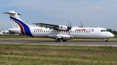 EC-MEC - ATR 72-212A(500)(F) - Swiftair