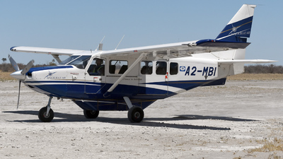 A2-MBI - Gippsland GA-8 Airvan - Major Blue Air