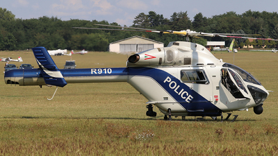 R910 - McDonnell Douglas MD-902 Explorer II - Hungary - Police