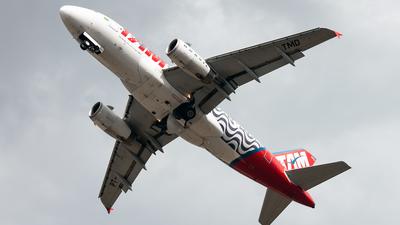 PT-TMD - Airbus A319-112 - TAM Linhas Aéreas
