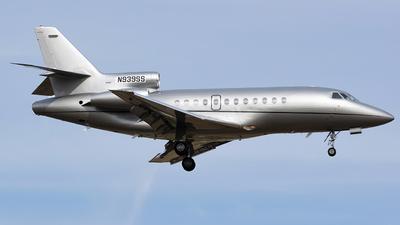 N939SS - Dassault Falcon 900B - Private