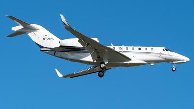 N51GB - Cessna 750 Citation X - Private