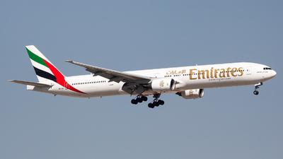A picture of A6EMT - Boeing 77731H - [32699] - © Maik Voigt