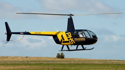 VH-HYC - Robinson R44 Raven II - Professional Helicopter Services