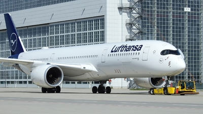 A picture of DAIXO - Airbus A350941 - Lufthansa - © Eugen P.
