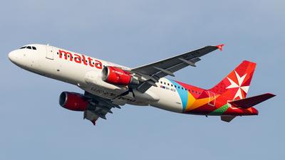 A picture of 9HAEQ - Airbus A320214 - Air Malta - © Kees Marijs